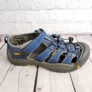 Keen Royal Blue Mens 6 EU 38 Water Sandal Shoes